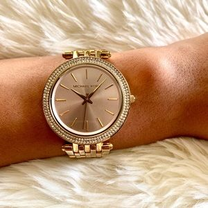 Michael Kors Watch - Gold/Rose Gold